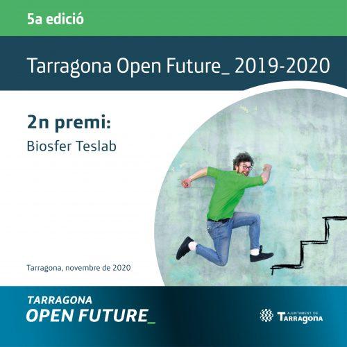 Guanyadors 5a conv. Tgn Open Future2 Biosfer